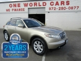 Infiniti FX35 AWD COMES WITH WARRANTY 2005