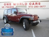 Jeep Wrangler 2WD Unlimited X 2007