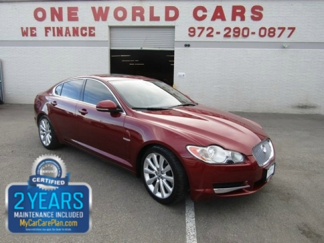 2010 Jaguar XF Premium Luxury COMES WITH WARRANTY