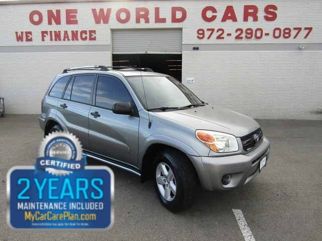 2005 Toyota Rav 4 Sport 4WD COMES WITH WARRANTY