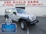Jeep Wrangler RHD 4WD COMES WITH WARRANTY 2010