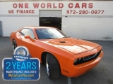 Dodge Challenger SXT Plus Nav Leather 2012