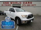 Toyota Tundra 2WD COMES WITH WARRANTY 2011