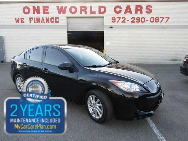 2012 Mazda Mazda3 i Touring Manual COMES WITH WARRANTY