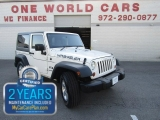 Jeep WRANGLER RHD 2DR COMES WITH WARRANTY 2008