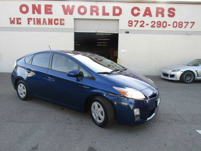 2010 Toyota PRIUS NAV SUNROOF LEATHER HEATED SEATS 1 OWNER
