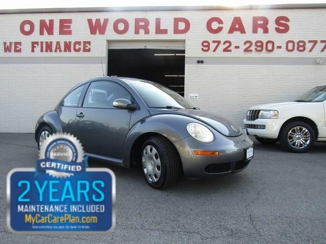 2007 Volkswagen New Beetle 1 Owner