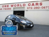 Toyota PRIUS NAV LEATHER BACK UP CAM 2010