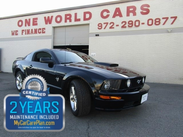 2009 Ford MUSTANG GT AUTO GLASS ROOF