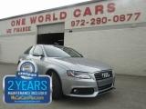 Audi A4 2.0 1 OWNER PREMIUM PLUS 2010