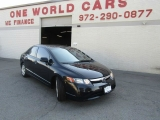 Honda CIVIC LX 1 OWNER AUTO 2007