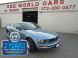 Ford MUSTANG PREMIUM AUTO LEATHER 2005