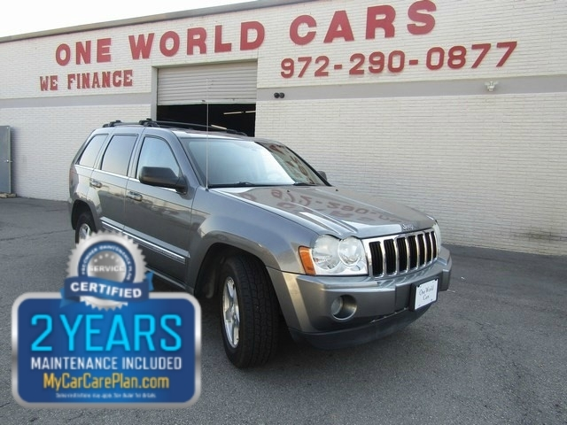 2007 Jeep Grand Cherokee 4WD Limited