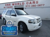 Ford Expedition Limited-NAV/DVD 2008