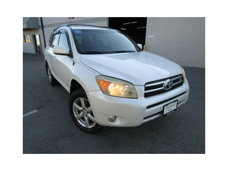 Toyota RAV-4 LIMITED LEATHER 2007 price $4,987 Cash