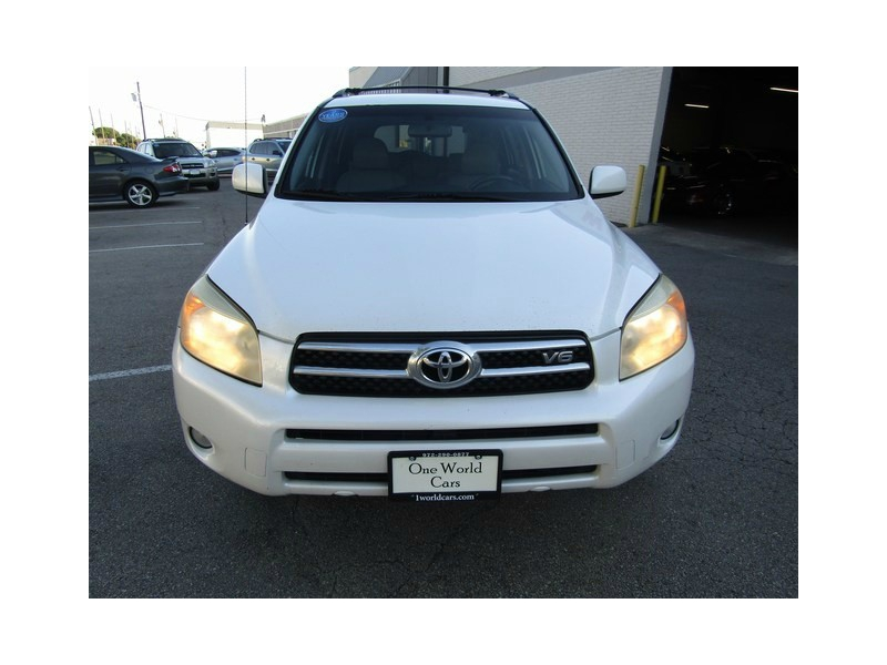 Toyota RAV-4 LIMITED LEATHER 2007 price $5,777 Cash