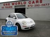Volkswagen New Beetle Coupe 2010