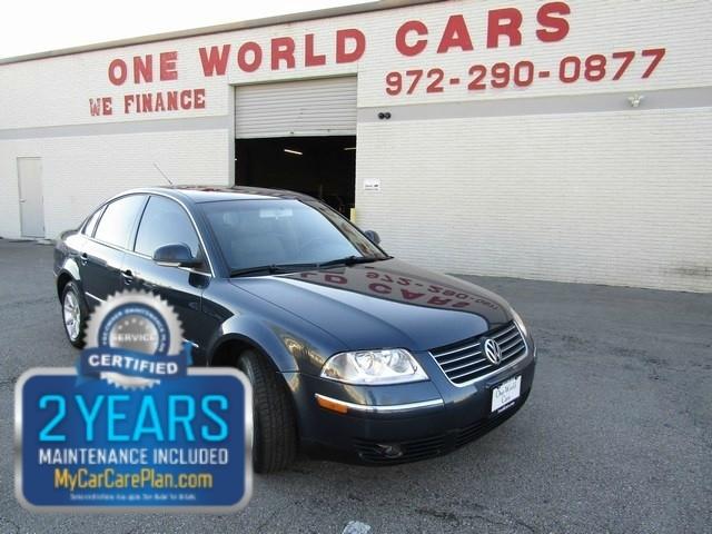 2004 Volkswagen PASSAT GLS LOW MILES