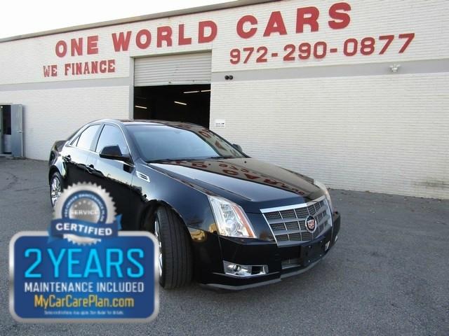 2009 Cadillac CTS NAVIGATION COOLED/HEAT SEATS