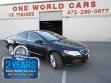 Volkswagen CC LUX LIMITED 2012