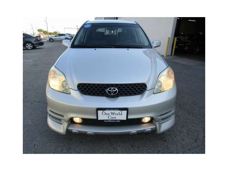 Toyota MATRIX MANUAL 2004 price $3,777 Cash