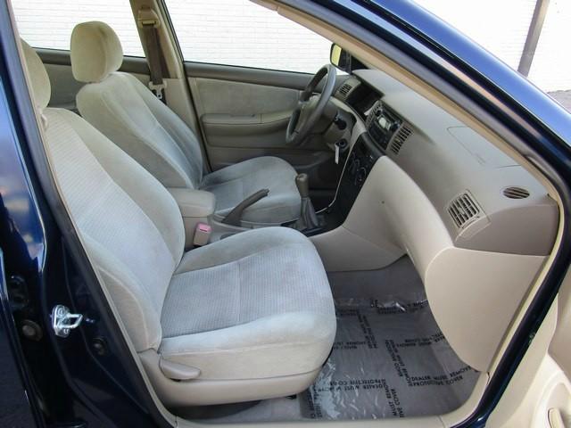 Toyota Corolla Manual Everything 2008 price $3,777 Cash