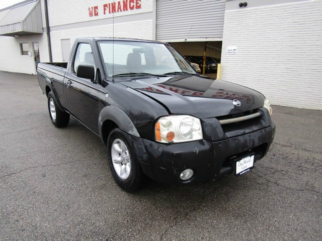 Nissan Frontier REG CAB MANUAL 2001 price $2,777 Cash