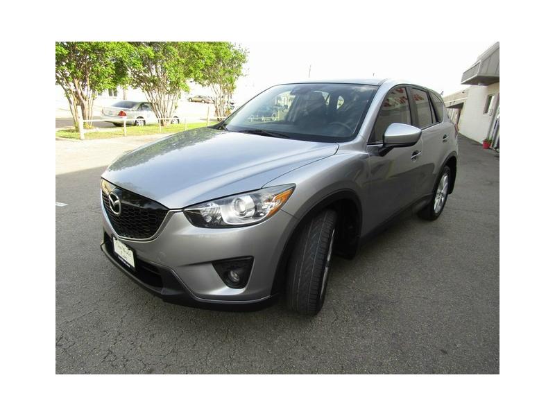 Mazda CX-5 GT NAV / LEATHER 2014 price $12,277 Cash