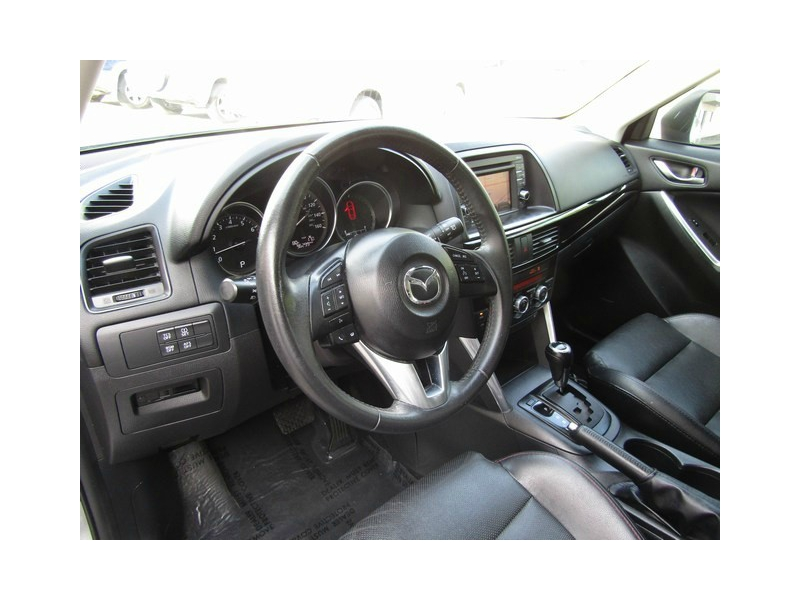 Mazda CX-5 GT NAV / LEATHER 2014 price $11,177 Cash