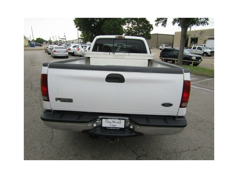 Ford Super Duty F-250 Diesel Manual 2000 price $8,777 Cash