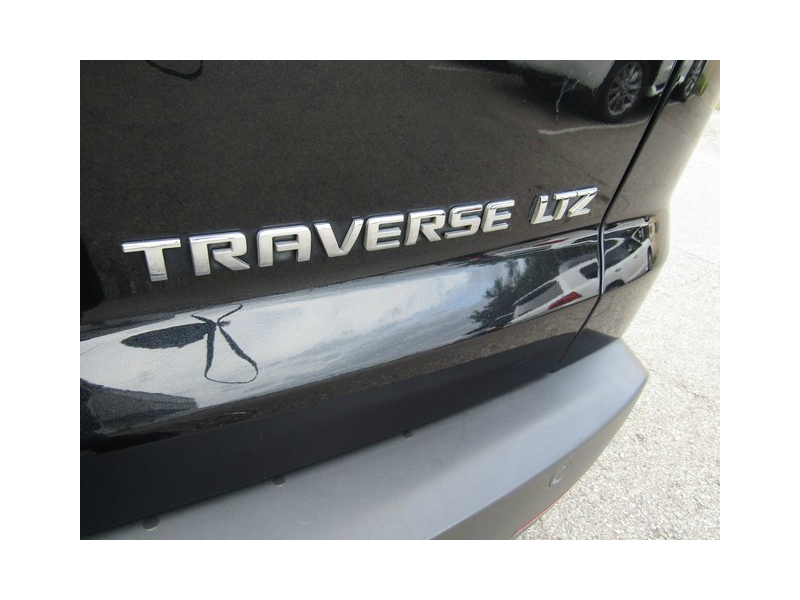 Chevrolet TRAVERSE LTZ NAV DVD 2012 price $11,677 Cash