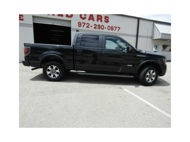 Ford F-150 FX4 4WD 1-Owner NAV 2012 price $20,777 Cash