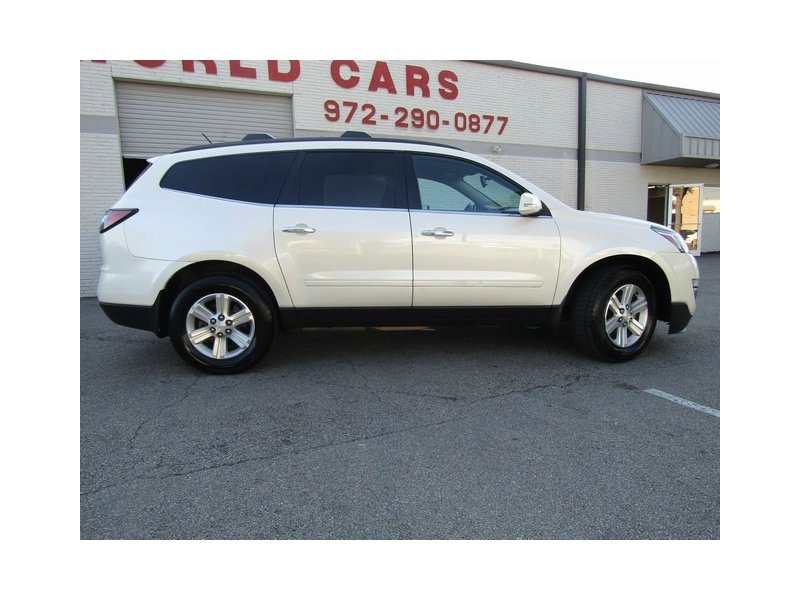 Chevrolet TRAVERSE LT 1 OWNER 2014 price $10,567 Cash