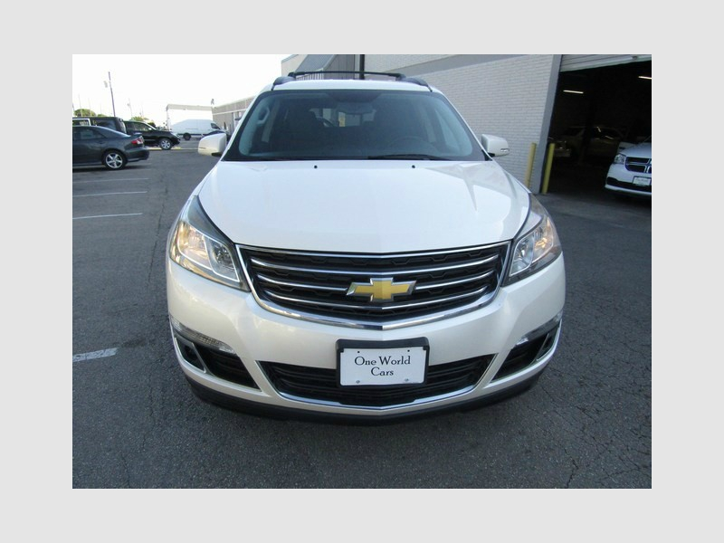 Chevrolet TRAVERSE LT 1 OWNER 2014 price $11,777 Cash