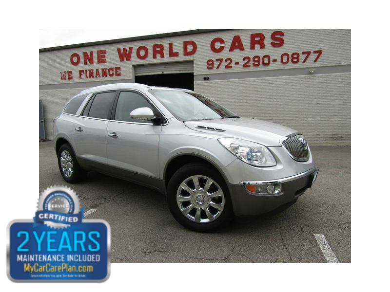 Buick ENCLAVE DVD 3rd Row Seat 2012 price $9,977 Cash