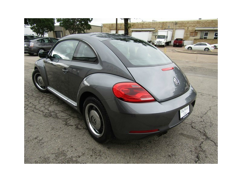 Volkswagen BEETLE COUPE LEATHER 2013 price $7,777 Cash