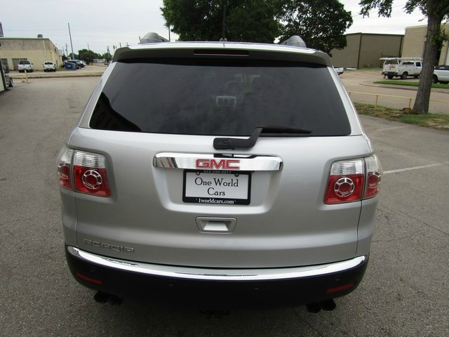 GMC ACADIA NAV DVD LEATHER 2011 price $11,777 Cash