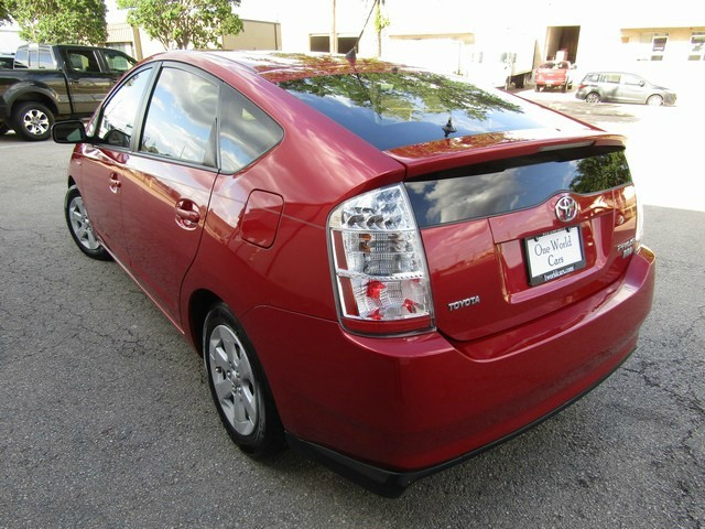 Toyota PRIUS TOURING LEATHER 2008 price $6,777 Cash