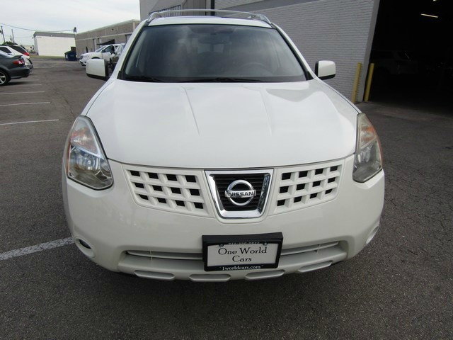 Nissan ROGUE SL 1 OWNER LEATHER 2010 price $8,777 Cash