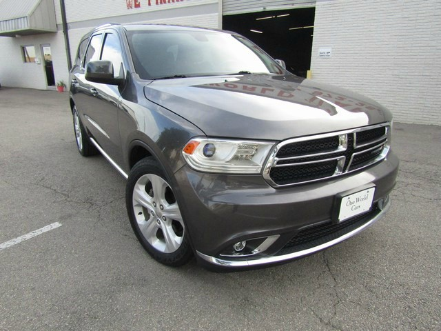 Dodge DURANGO SXT 3rd ROW SEAT 2014 price $13,777 Cash