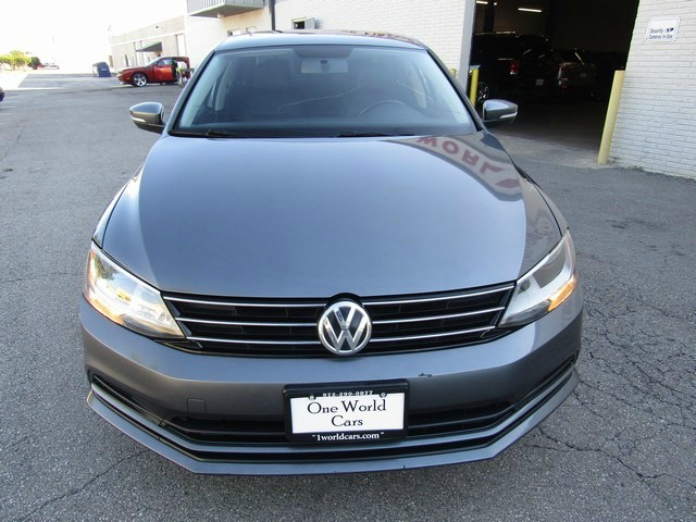 Volkswagen JETTA SE 1 OWNER LEATHER 2015 price $9,877 Cash
