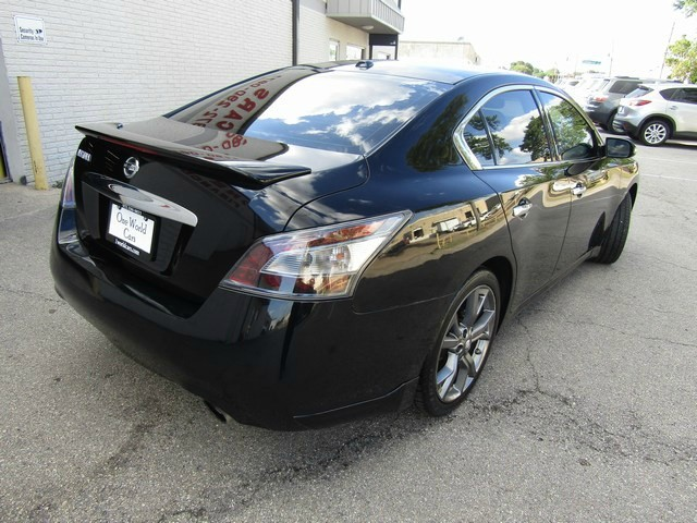 Nissan MAXIMA SV 1 OWNER SPORT 2014 price $11,777 Cash