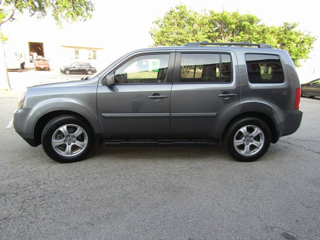 Honda PILOT EX-L LEATHER ROOF 2012 price $11,977 Cash