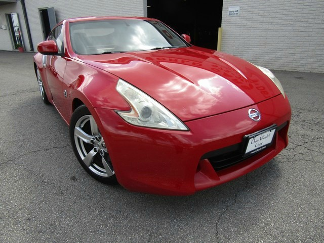 Nissan 370Z TOURING LEATHER 2009 price $12,777 Cash