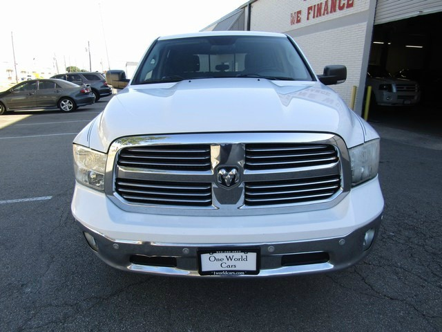 RAM 1500 5.7L LONE STAR 1 OWNER 2015 price $15,777 Cash