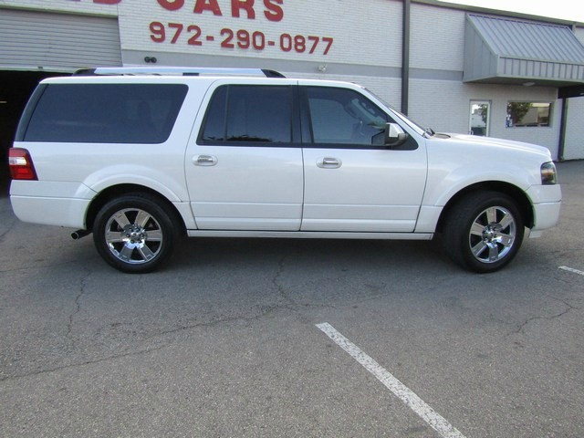 Ford Expedition EL LIMITED NAV DVD 2010 price $10,777 Cash