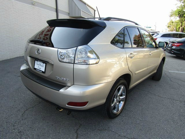 Lexus RX-350 1 Owner Low Miles 2007 price $8,877 Cash