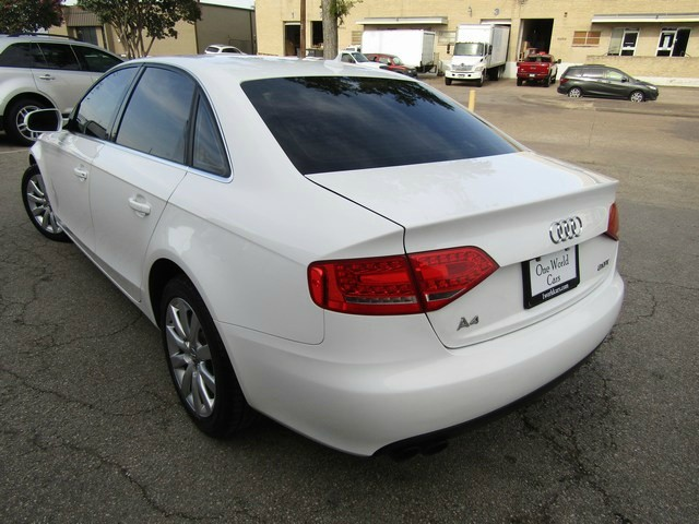 Audi A4 2.0T PREMIUM PLUS 2011 price $8,887 Cash