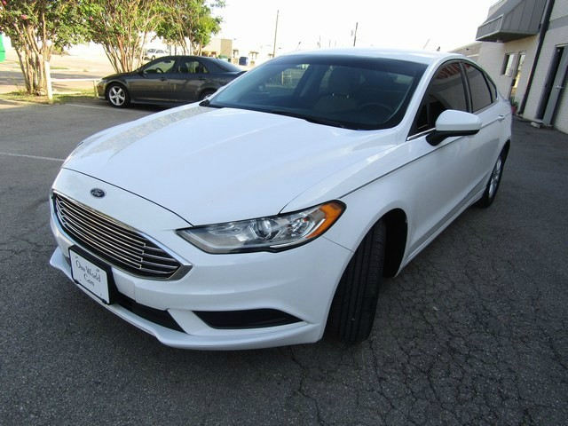 Ford FUSION S 1 OWNER 2017 price $11,777 Cash