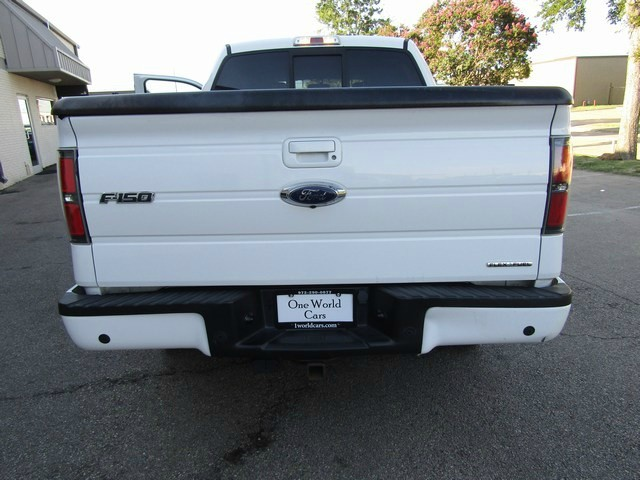 Ford F-150 FX4 4WD 1 OWNER 2013 price $18,777 Cash